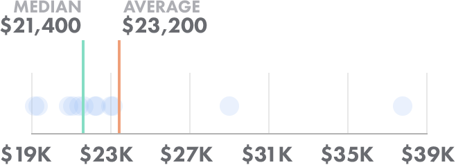 Average vs. median price